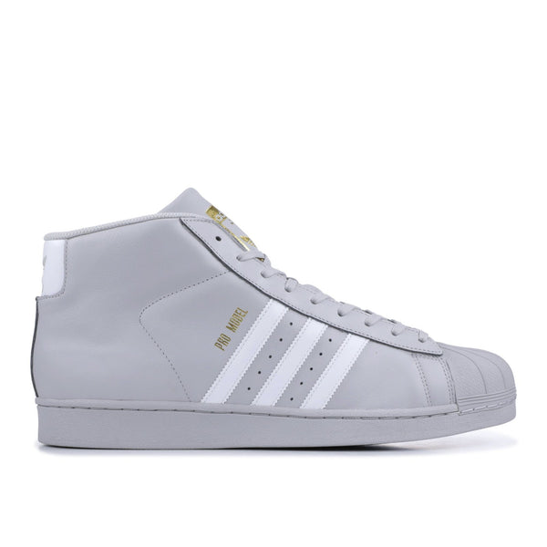 ADIDAS Pro Model, Grey/ White