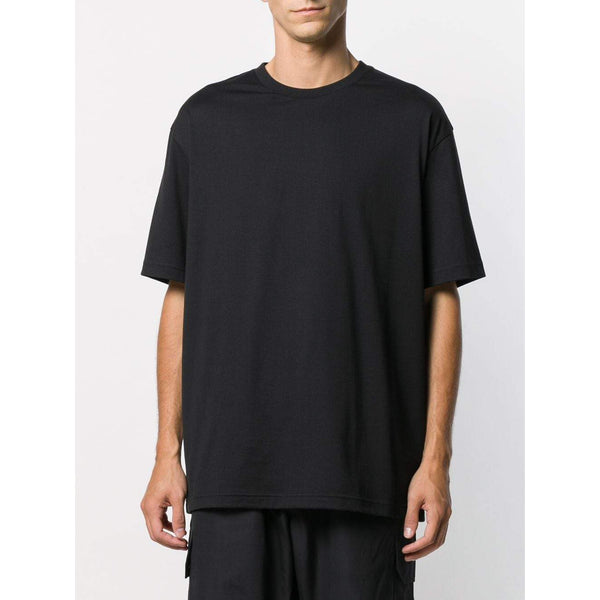 Y-3 Toketa Print SS T-Shirt, Black
