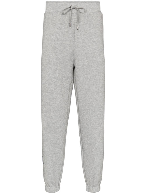 POLO RALPH LAUREN Logo Print Track Pants, Grey