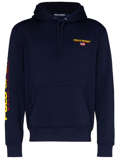 POLO Ralph Lauren Polo Sport Hooded Sweatshirt, Navy