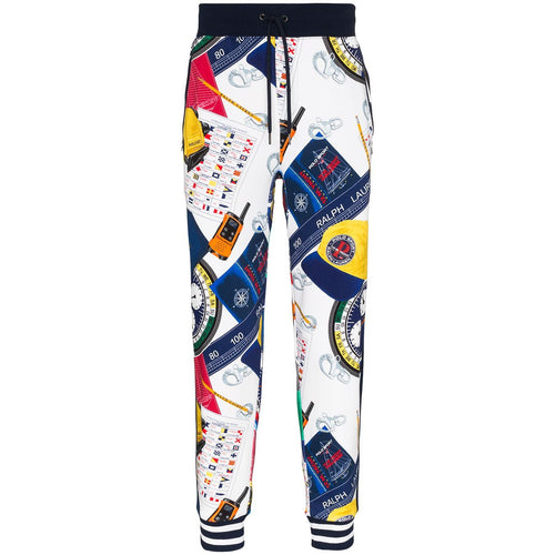 POLO RALPH LAUREN Yacht Print Track Pant