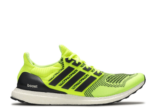 "ADIDAS ULTRABOOST 1.0, ""Solar Yellow"""