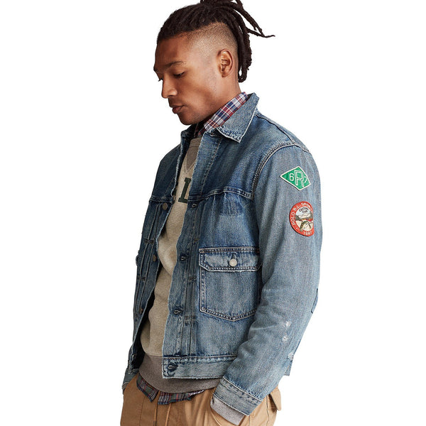 POLO RALPH LAUREN Sportsman Trucker Jacket, Henderson