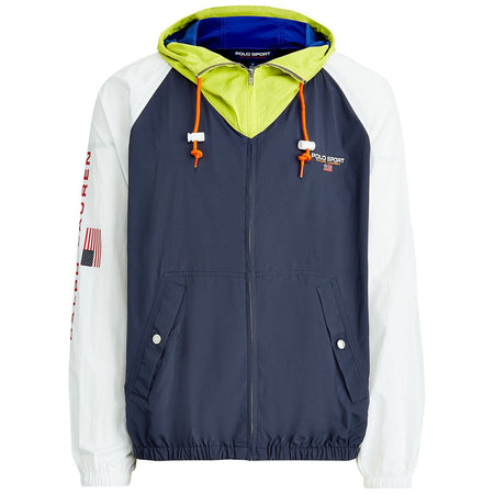 POLO RALPH LAUREN Polo 67 Hoodie, Red Multi