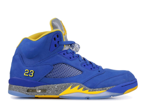 AIR JORDAN 5 LANEY JSP VARSITY ROYAL/VARSITY MAIZE