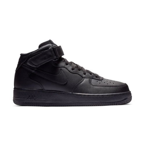 AIR FORCE 1 MID '07 BLACK/BLACK
