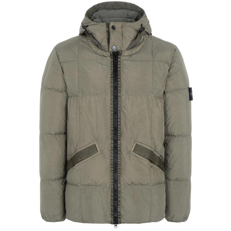 STONE ISLAND BIG LOOM CAMO-TC JACKET, Sky Blue