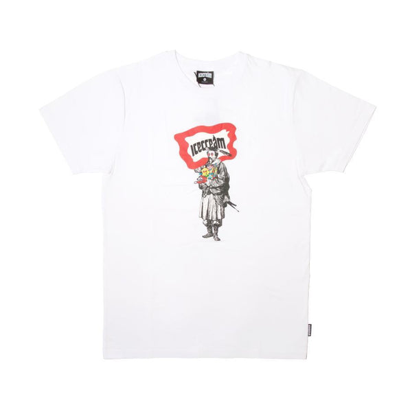 ICECREAM Master SS T-Shirt, White