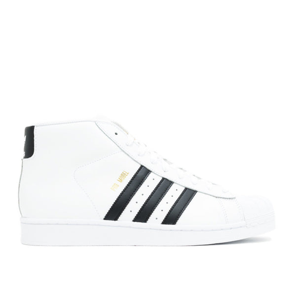ADIDAS Pro Model, White/ Black