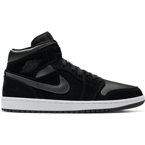 AIR JORDAN 1 MID SE, Black/ Anthracite/ White