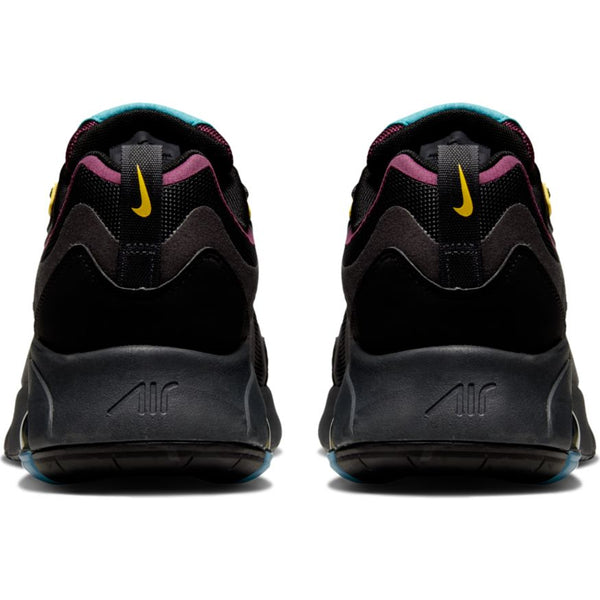 NIKE AIR MAX 200 BLACK/ANTHRACITE-BORDEAUX
