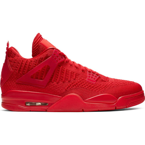 AIR JORDAN 4 RETRO FLYKNIT UNIVERSITY RED/BLACK
