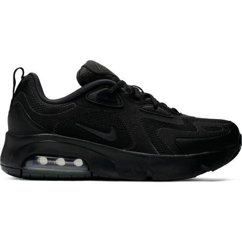 NIKE AIR MAX 200 (GS) BLACK/ANTHRACITE