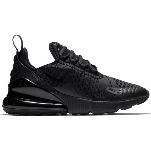 NIKE AIR MAX 270 (GS) BLACK/BLACK