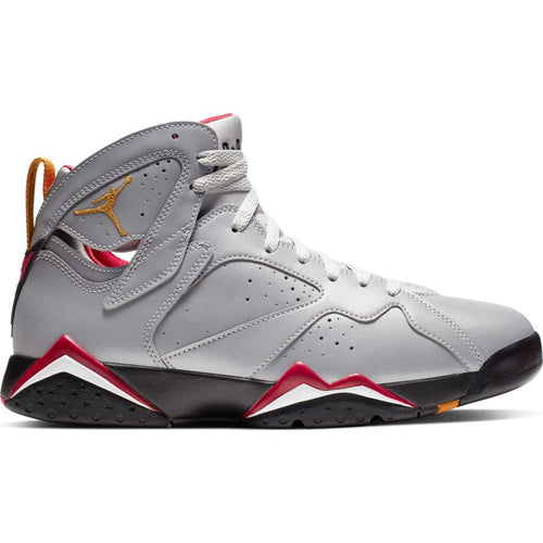 AIR JORDAN 7 RETRO SP REFLECT SILVER/BRONZE-CARDINAL RED-BLACK