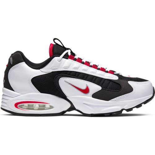 NIKE AIR MAX TRIAX 96 WHITE/UNIVERSITY RED-BLACK-SILVER