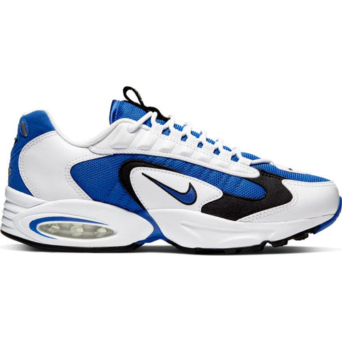 NIKE AIR MAX TRIAX 96 WHITE/VARSITY ROYAL-BLACK-SPIRIT TEAL