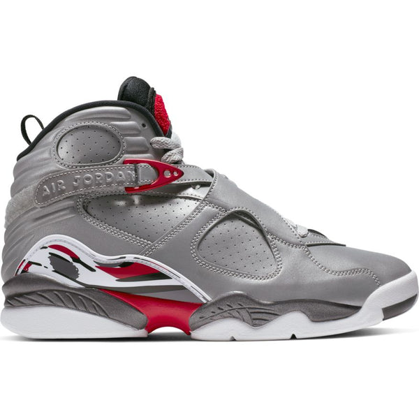 AIR JORDAN 8 RETRO REFLECT SILVER/HYPER BLUE-TRUE RED