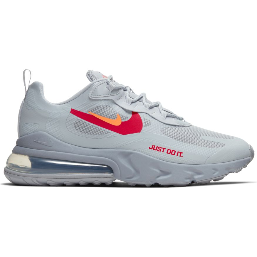 nike air max 270 white and red