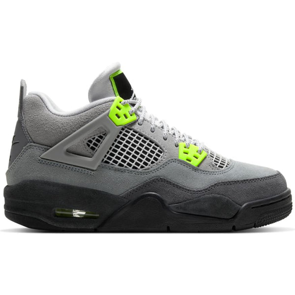 "AIR JORDAN 4 RETRO SE (GS) ""Neon 95"" (GS)"