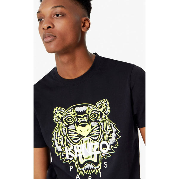 KENZO Tiger 'High Summer Capsule Collection' T-shirt, Black