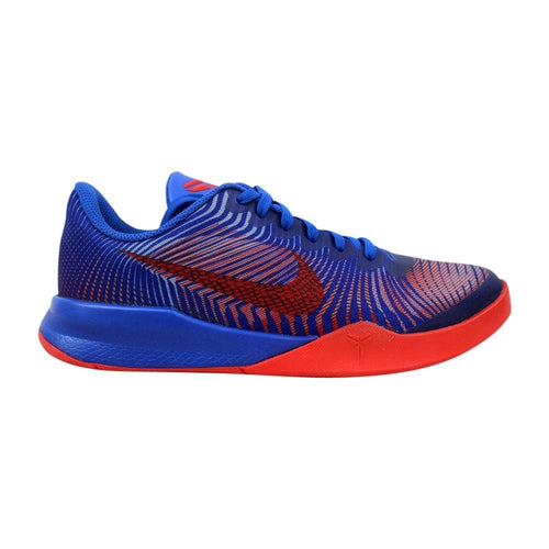 NIKE KB MENTALITY 2 (GS) GAME ROYAL/UNI RED-PURE PLATINUM