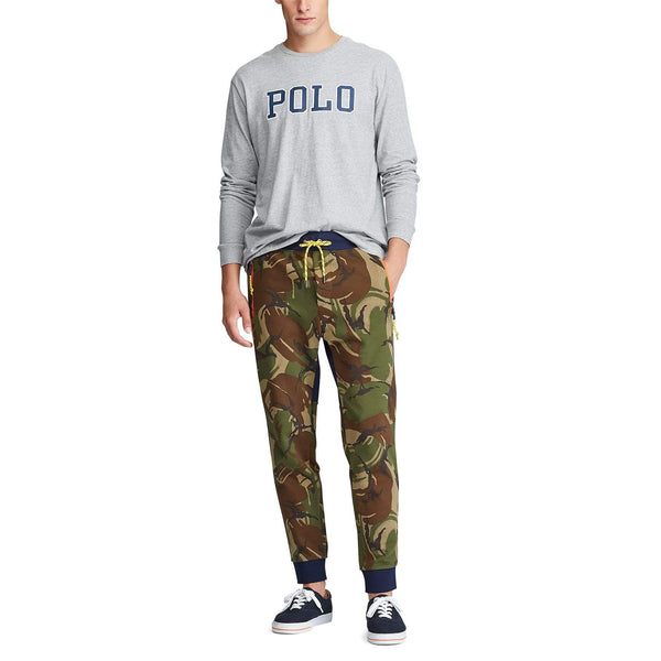 POLO RALPH LAUREN Camo Double-Knit Jogger, Multi