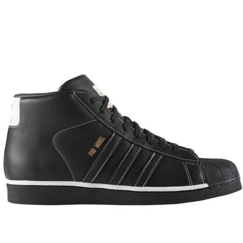 ADIDAS Pro Model, Core Black/ White-OZNICO