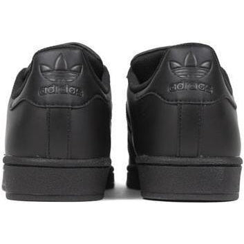 ADIDAS Superstar Foundation, Black-OZNICO