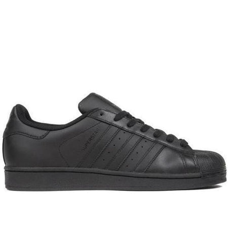 ADIDAS Superstar, Core Black/ Light Scarlet