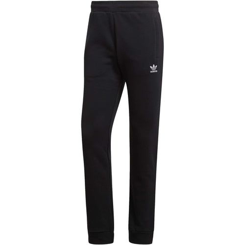 ADIDAS Trefoil Sweatpants, Black-OZNICO