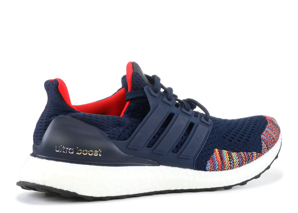 ADIDAS Ultraboost LTD, Navy/ Multi-OZNICO