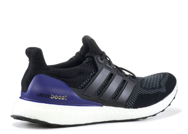 ADIDAS Ultraboost OG, Core Black/ Gold Metallic-OZNICO