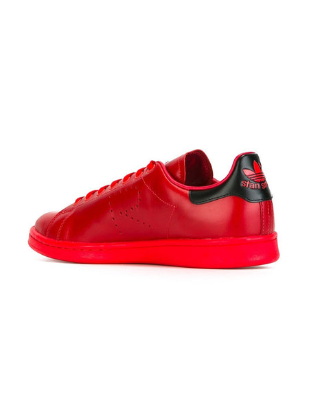 ADIDAS X RAF SIMIONS Stan Smith, Red-OZNICO