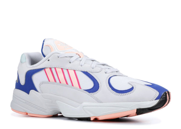 ADIDAS Yung-1 Crystal White/ Clear Orange-OZNICO