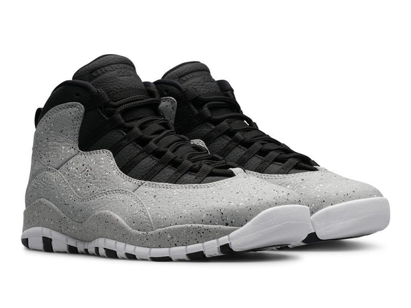 "AIR JORDAN 10 Retro, ""Cement""-OZNICO"