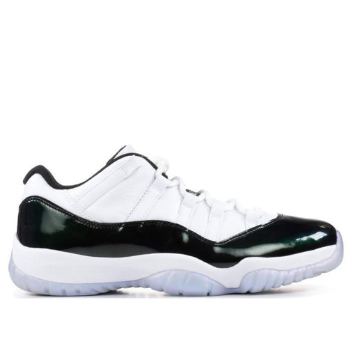 "AIR JORDAN 11 Retro Low, ""Emerald""-OZNICO"