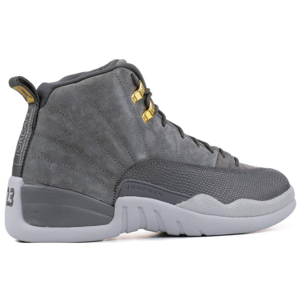 "AIR JORDAN 12 Retro, ""Dark Grey""-OZNICO"