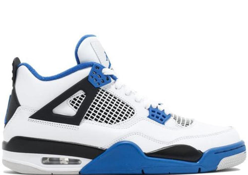 "AIR JORDAN 4 Retro, ""Motorsport""-OZNICO"