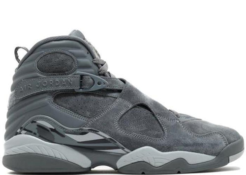 "AIR JORDAN 8 Retro, ""Cool Grey""-OZNICO"