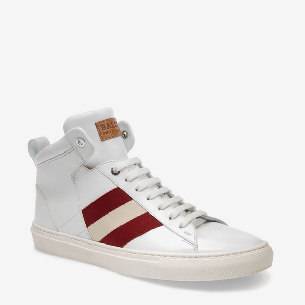 Hedern Leather High Top Sneaker – OZNICO
