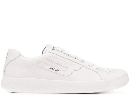 BALLY Vita-Parcours High Top Sneakers, Ocean