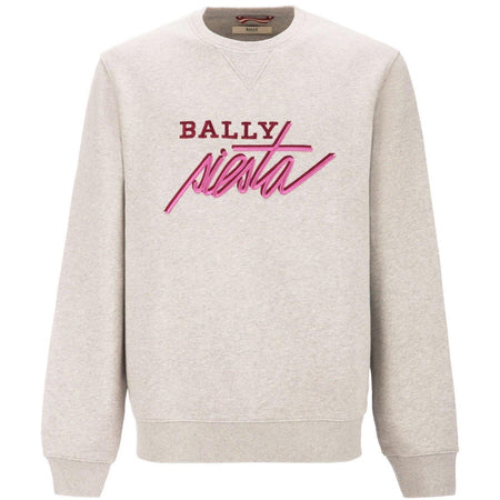BALLY Suvretta Hooded Sweatshirt, Grey