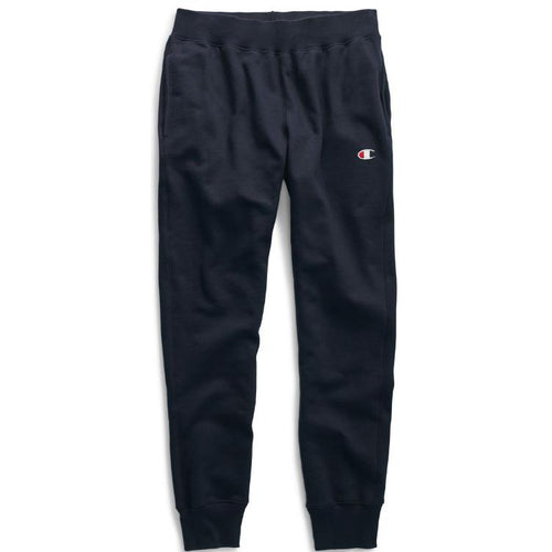 CHAMPION Reverse Weave Sweatpants, Navy-OZNICO