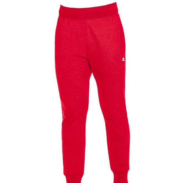 CHAMPION Reverse Weave Sweatpants, Team Red Scarlet-OZNICO
