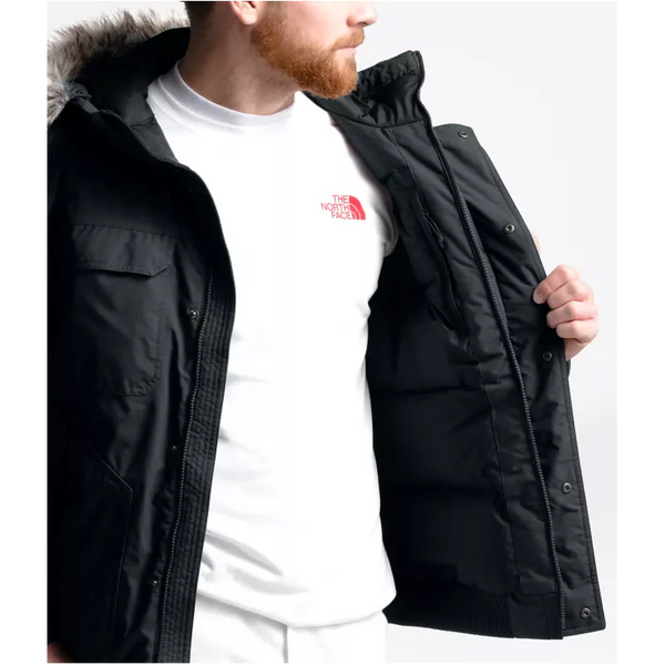 THE NORTH FACE Gotham Jacket III, TNF Black/ TNF Black