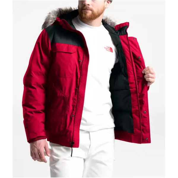 THE NORTH FACE Gotham Jacket III, TNF Red/ TNF Black