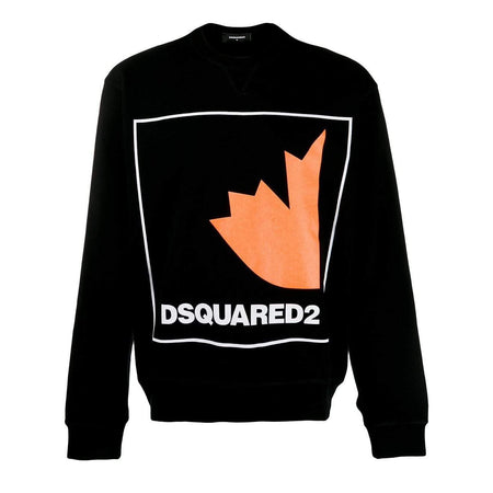DSQUARED2 Logo Print T-Shirt, Black