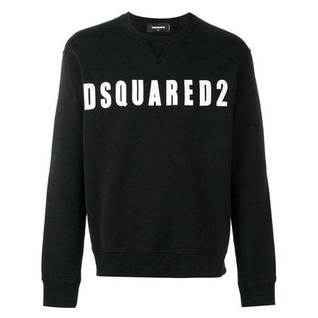DSQUARED2 Run Dan T-Shirt, Black