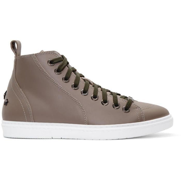 JIMMY CHOO Colt Sneaker, Opal Smooth Calf-OZNICO